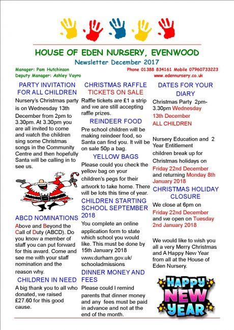 Evenwood-December-2017
