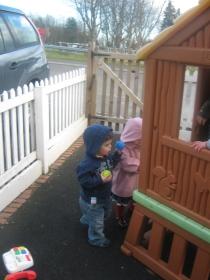 Eden Nursery - Settling In